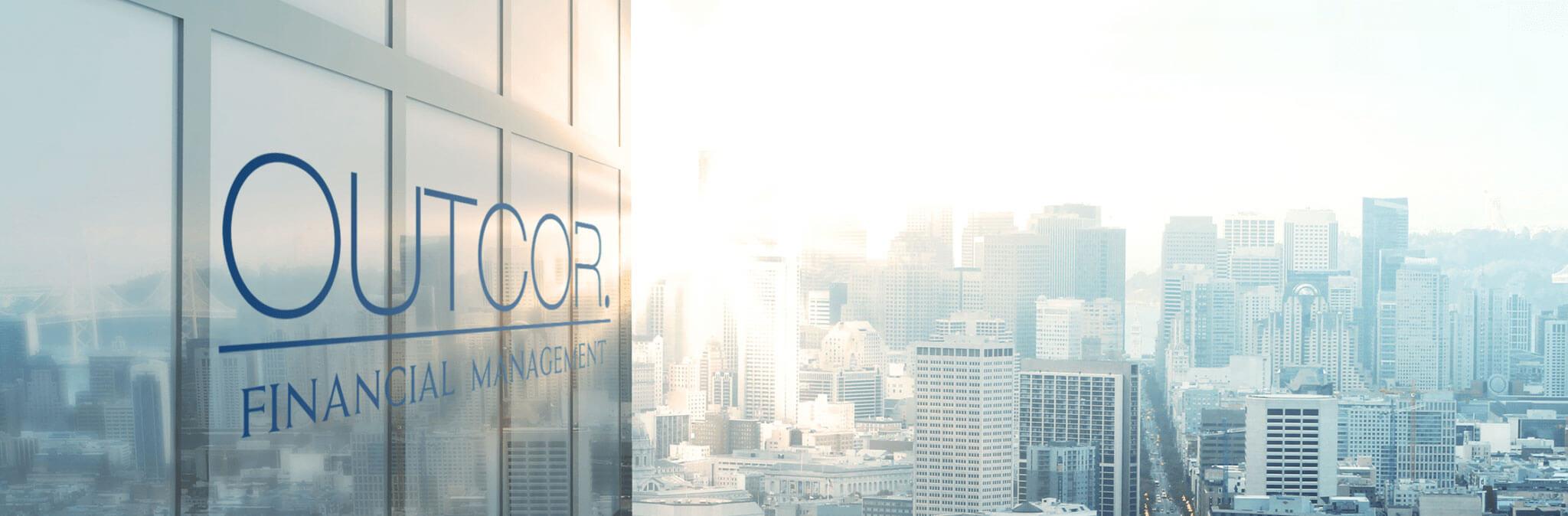 Outcor Financial Management Wallpaper